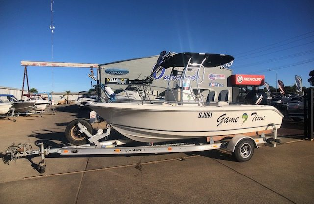 Sea Hunt 186 Triton + Mercury 150hp EFI Four Stroke