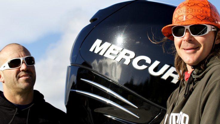 Mercury teams with Big Angry Fish