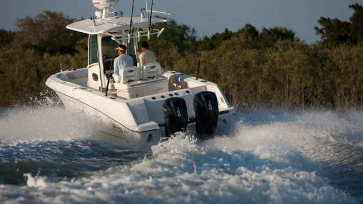 The Ultimate 150hp FourStroke